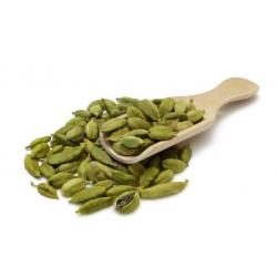 Cardamomo verde en grano