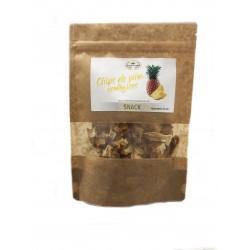 Chips de piña ecológicos