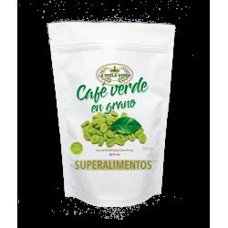 Café verde en grano